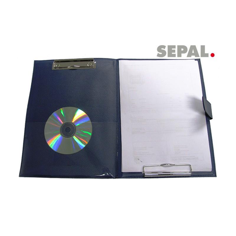 Pince-documents transporteur A4