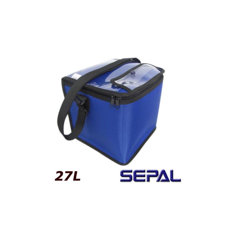 Sacoche isotherme médicale - 27L