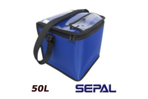 Sacoche isotherme médicale - 50L