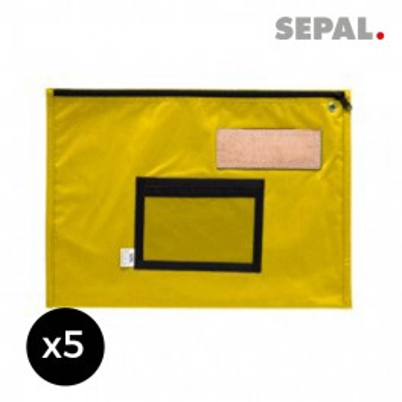 Pochette navette courrier  plate - 400x300