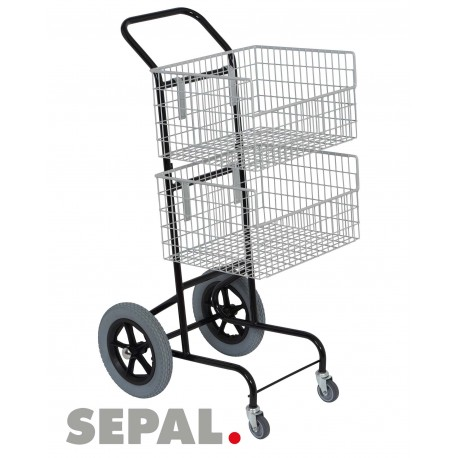 Chariot-transport-courrier-2-grandes-roues-sepal