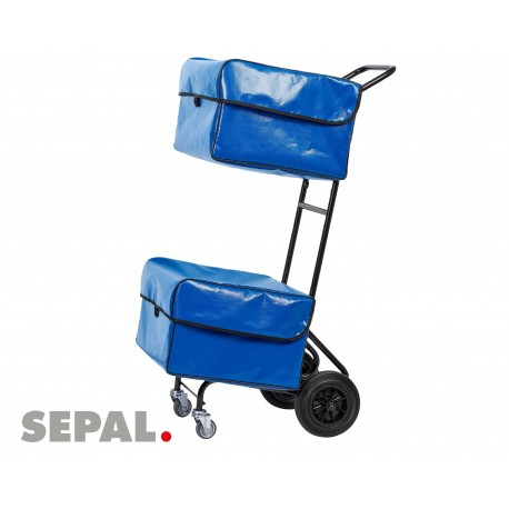 Chariot-transport-courrier-2-paniers-sacoches-exterieur-sepal