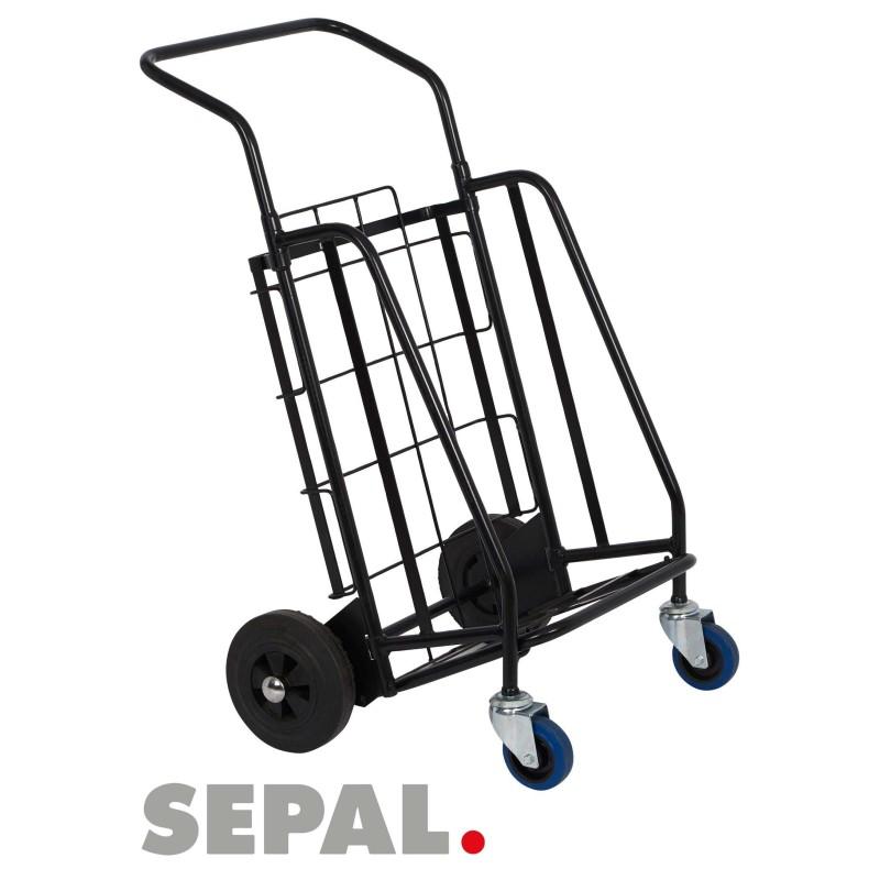 Chariot-distrib-pub-gazette-quotidien-sepal