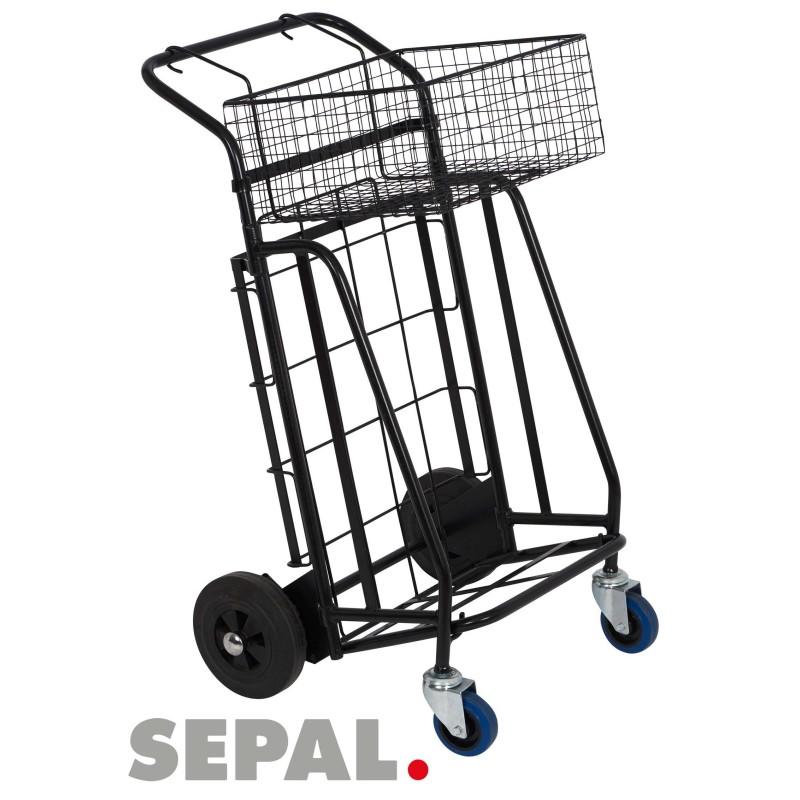 Chariot-distribution-pub-gazette-quotidien-sepal