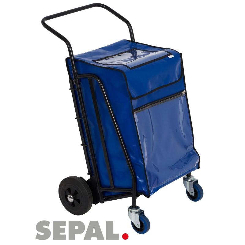 chariot-distribution-journaux-flyers-exterieur-sepal