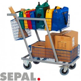Chariot-courrier-3-paniers-gros-volume-TR03M1601-sepal