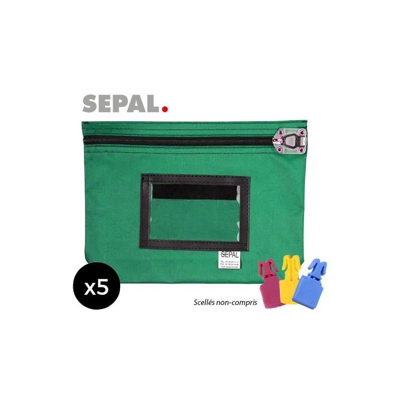 Pochette-multifonction-scelle-fleche-vert-sepal-260x190x50mm